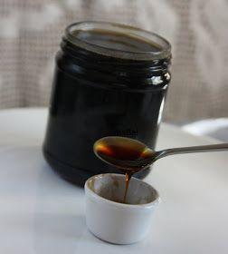 Pasteles de colores: Melaza casera - Miel de caña - golden syrup - molasses