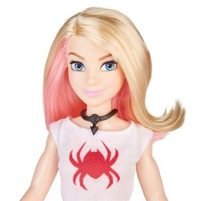 Ghost-Spider Secret Identity Doll Marvel Rising Gwen Stacy