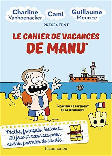 Le Cahier De Vacances De Manu Pdf Gratuit Telecharger Livre