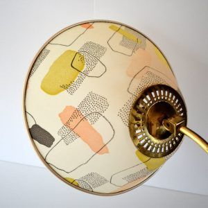 Lampe Temdé 1960s vintage 38 | Vintage, Lampe, Table basse verre