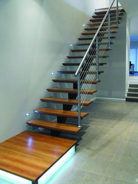 Stylish Stair Railing Ideas Home Depot Only In Shopyhomes Com Staircase Decor Staircase Design Stairway Design