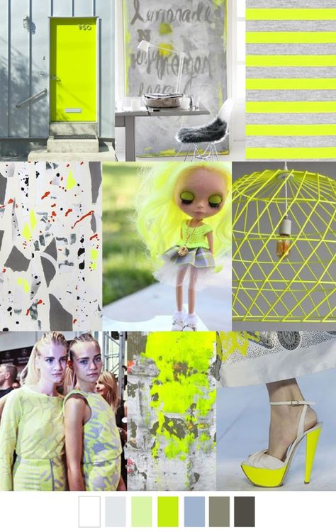 FASHION VIGNETTE: TRENDS // PATTERN CURATOR - COLOR INSPIRATIONS SS 2016