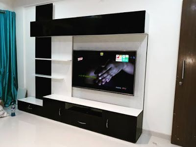 Modern Tv Wall Units For Living Rooms
