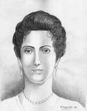 Luisa Caceres De Arismendi Heroine Of The Venezuelan War Of