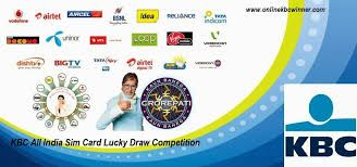 Would you like to be KBC Lottery Winner 2020? Join our KBC Lucky ...