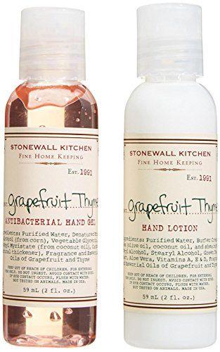 Stonewall kitchen hand lotion
