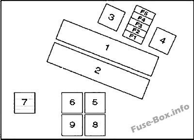 Bmw 5 Series E39 1996 2003 Fuse Box Diagram With Images