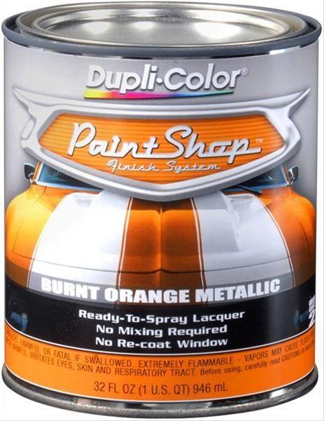 Dupli Color Paint Shop Finish Systems Bsp211 Car Paint
