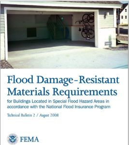 Flood Insurance What Are The Best Building Materials In Flood