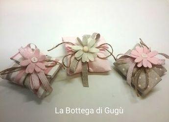 Come Cucire Sacchetti Porta Confetti Per Bomboniere Tutorial Handmade Candles Crafts Handmade