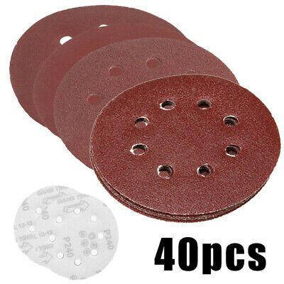 Ebay Advertisement 40pc 5 60 240 Mix Grit Sanding Discs For Bosch Pex 220 300 Random Automotive Tools Car Tools Ebay