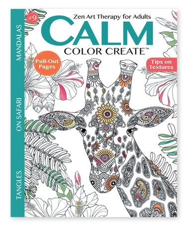 Love This Calm Color Create Magazine Subscription On Zulily