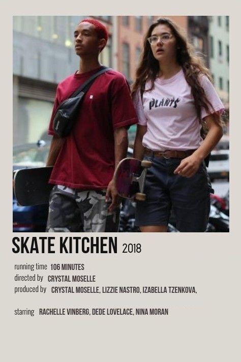 Skate Kitchen Alternative Movie Poster