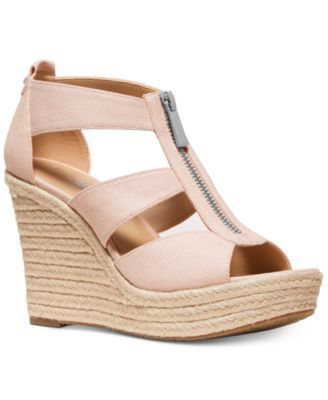 a7231f206a1 Damita Platform Wedge Sandals in 2019 | Beach/Vacation | Wedge shoes ...