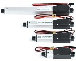 L12 S Micro Linear Actuators With Limit Switches Linear Actuator Actuator Switches