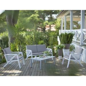 Salon De Jardin Salon De Jardin Salon Lounge Mobilier Jardin