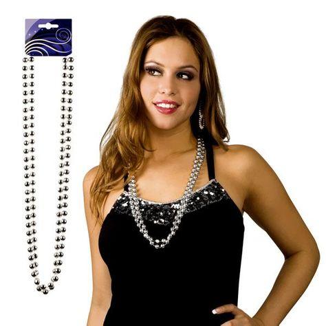 collier de perle deguisement