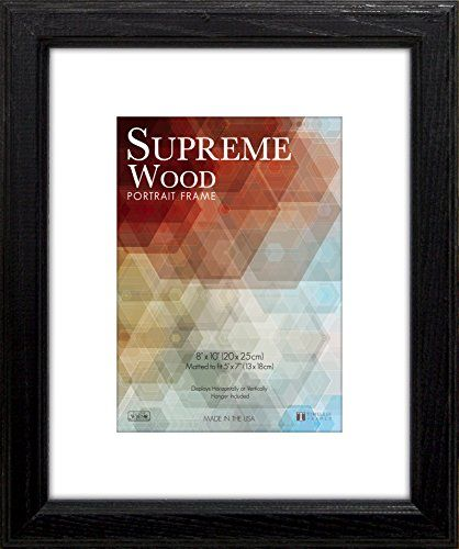 Amazing Timeless Frames 12x16 Inch Fits 9x12 Inch Photo Supreme Solid Wood Wall Frame Frames On Wall Wood Picture Frames Picture On Wood