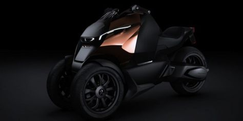 Peugeot 1 | My Vehicular Wish List | Pinterest | Peugeot, Scooters And Cars