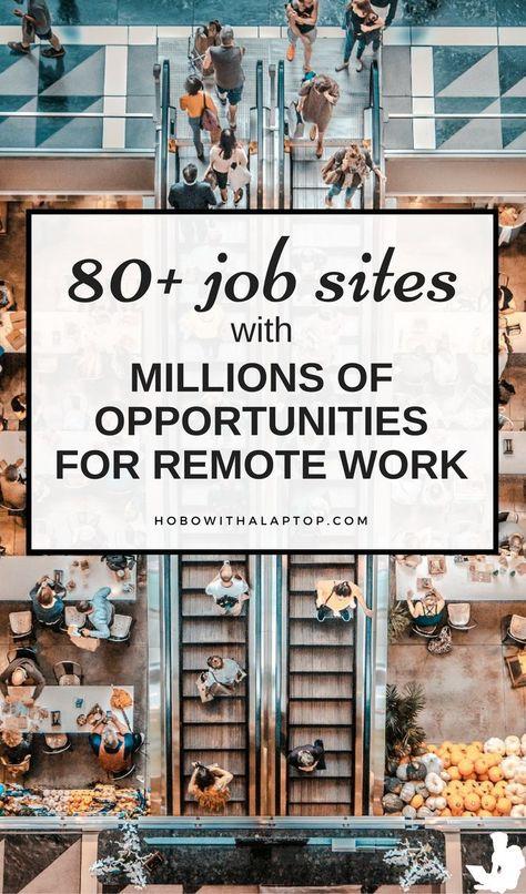 Remote Job Site Directory | Digital Nomad Jobs