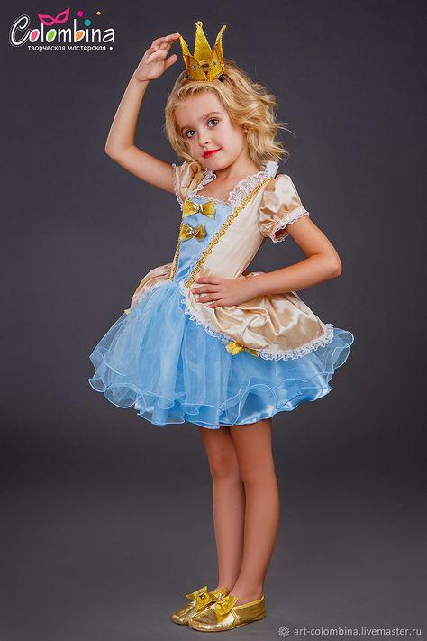 95799324691 Костюм принцессы 324 - купить или заказать в интернет-магазине на Ярмарке  Мастеров