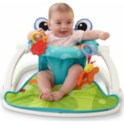 Deluxe Sit Me Up Floor Seat Baby Chair Fisher Price Baby Swings