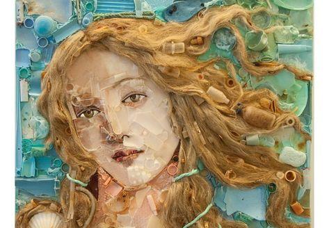 Annarita Serra: la donna che trasforma la plastica in arte - Rivista Donna