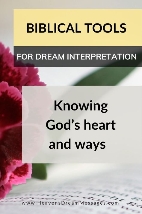 Wish you could know the true meaning of your dreams? It can be hard to know where to start. But help is at hand! This article explains why knowing God's heart is vital, plus real dream examples.Read more in the blog. Dream interpretation | bible | knowing God #dreaminterpretation #knowinggod #bible