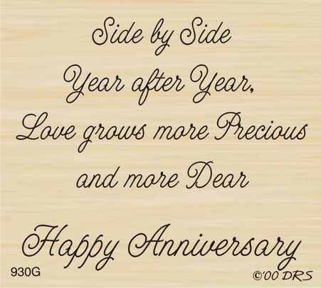 Love Is More Precious 930g With Images Anniversary Card
