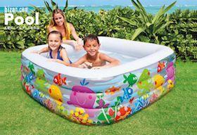 家庭用大型ビニールプール専門店 ビザンコマース Pool 商品一覧