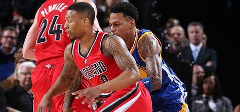 Portland Trail Blazers - Golden State Warriors - Cleveland Cavaliers - Minnesota Timberwolves
