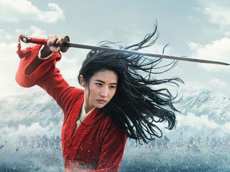 Hua Mulan HD Wallpapers | 4K Backgrounds - Wallpapers Den