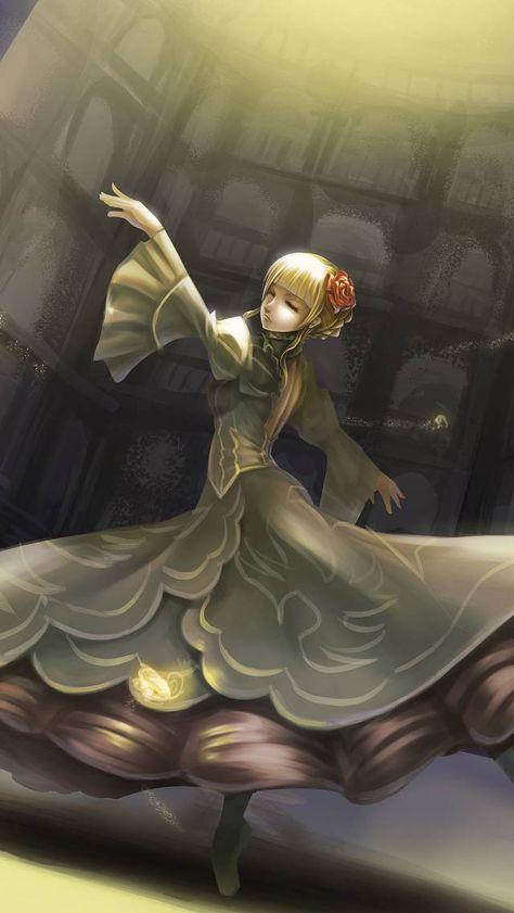 Madcocoon Umineko No Naku Koro Ni Beatrice Dancer Anime Manga