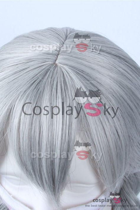 Zootopia Judy Cosplay wig costume VER1 VER2