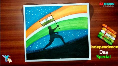 #IndependenceDay special #drawing for kids and beginners with - oil pastel   #artistian3 #15August2019,#independenceday, #independencedaydrawing, #independencedayspeech2019 #independenceday2019 #independencedaywhatsappstatus #independencedayindia #independencedayparade #independencedaysongs #independencedayspecial #independenceday2019 #independencedaydrawing #independencedayspeech