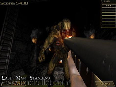 Hi fellow Doom 3 fan! You can download Yet Another Weapon Mod - video game resume