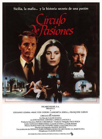 Círculo De Pasiones 1983 Tt0065530 Cine Circulo Productores