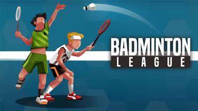 Download Game Offline Badminton League MOD APK Unlimited Money