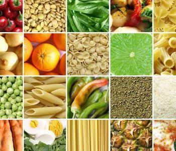 اطعمة غنية بالألياف الغذائية Vegetables Fruit Food