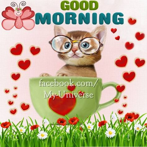 Good Morning To All My Facebook Friends And Family