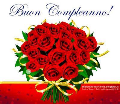 Cdb Cartoline Per Tutti I Gusti Cartolina Per Whatsapp Auguri Di Buon Complea Buon Anniversario Anniversario Anniversario Di Matrimonio