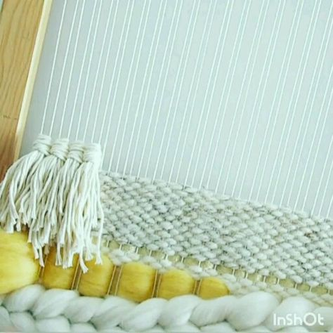Weaving Techniques : Rya Knots