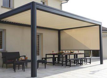 Pergola Bioclimatique Retractable Sur Mesure Monsieur Store Outdoor Pergola Pergola Designs Pergola