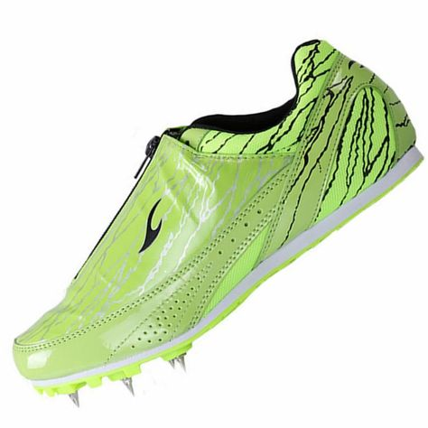 Gogoruns Men Spikes Track And Field Running Shoes Men Jump Training Shoes Nail Shoes Running Sneakers Men Running Shoes