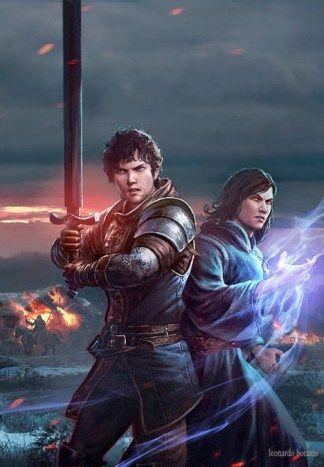 Best Epic Fantasy 2019 Best Epic Fantasy Cover Art – T.L. Branson | Awesome Fantasy Art