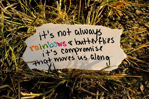 Great lyrics from Maroon 5 and so true:)