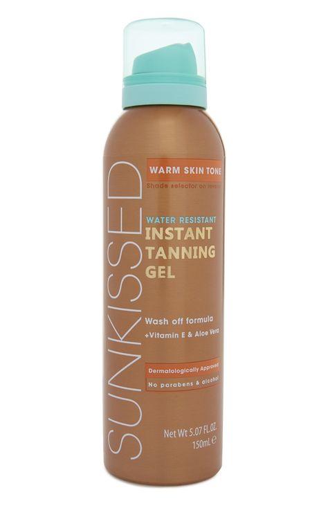 Primark - Bruiningsgel voor warme huidtinten