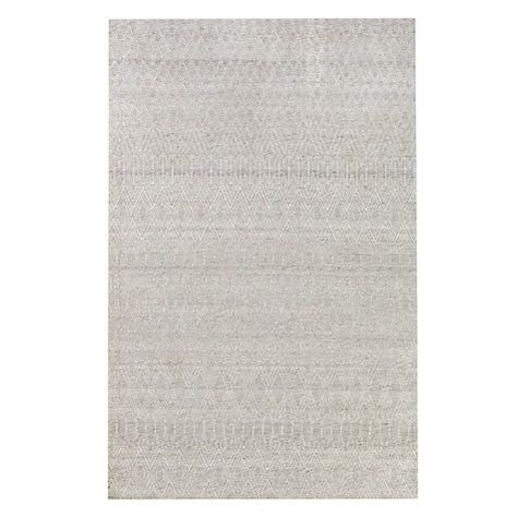 John Lewis Zari Rug White Online At Johnlewis Com