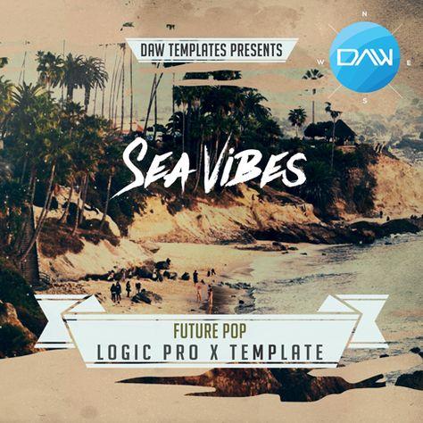 Sea Vibes Logic Pro X Template Sea Vibes Logic Pro X