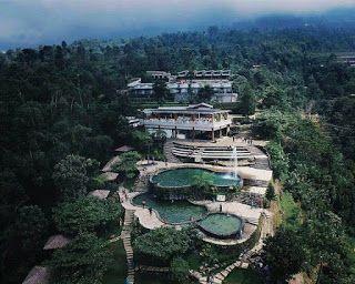 10 Potret Keindahan Wisata Alam Umbul Sidomukti Semarang